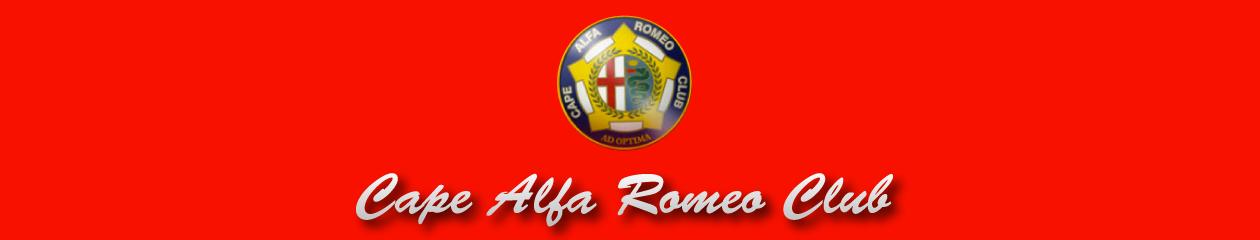 Cape Alfa Romeo Club